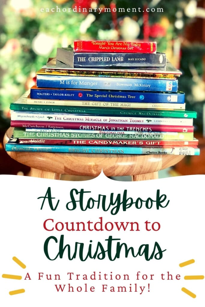 Stack of Christmas stories