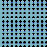 Ocean blue cross