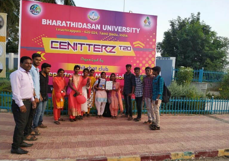 Participation on CENITTERZ T20
