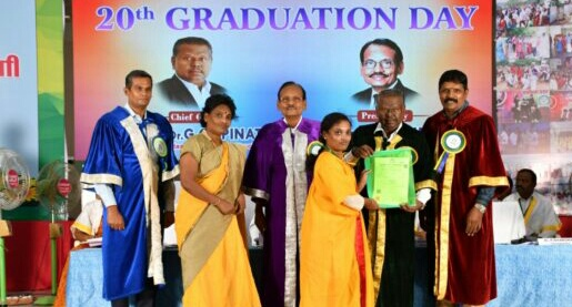 20th Convocation