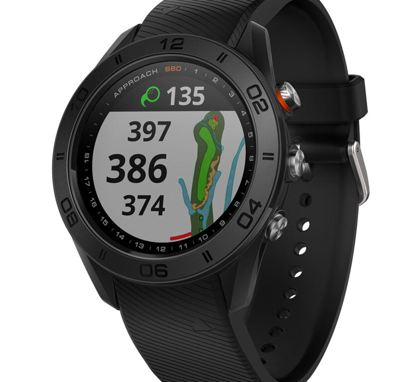 GARMIN S60 APPROACH GPS WATCH