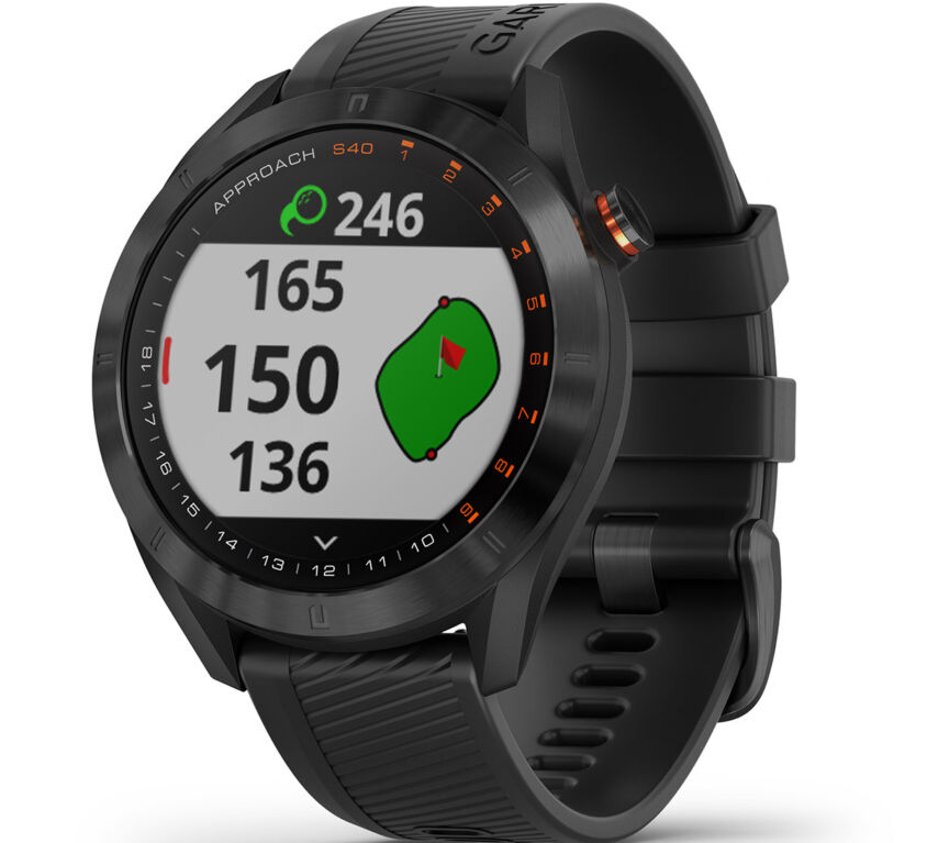 GARMIN S40 APPROACH PREMIUM GPS WATCH