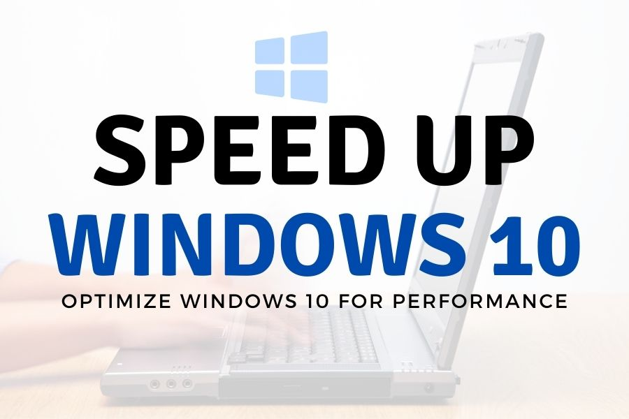 Six Windows 10 performance tweaks to make the OS faster