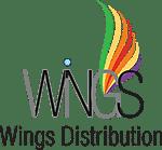 Wings Distribution Logo