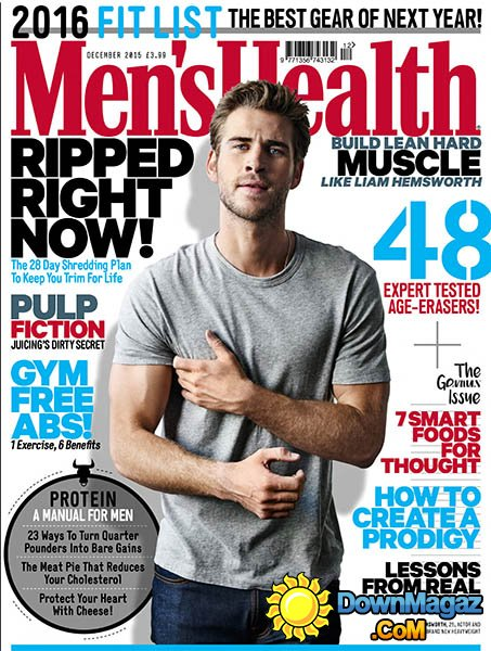 Mens Health Mag Feature Marc Dressen Personal Trainer In London Push Ups