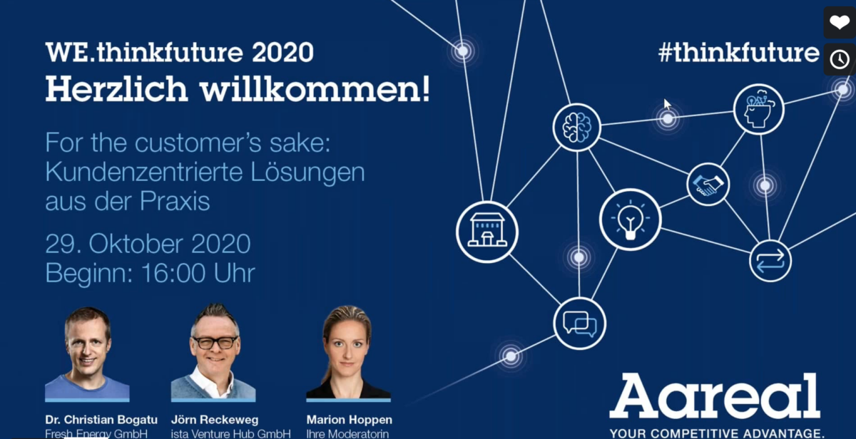 WE.thinkfuture der Aareal Bank