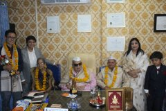 Dr-Agrawal-with-Dr.-Aziz-Qureshi-Former-Governor-of-UP
