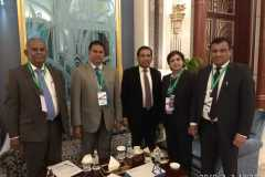Dr-Agrawal-with-Health-Minister-Sri-Lanka