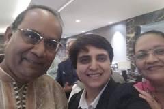 Dr.-Agrawal-with-Prof-M-K-Bhandari-Distinguished-Professor-of-Law