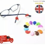 Silicone Anti-Slip Hooks for Spectacles