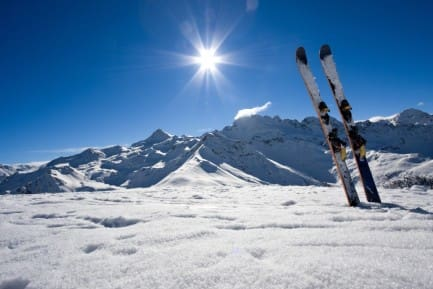 DNA Skiing in 360°