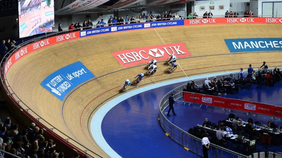 HSBC for British Cycling 360º