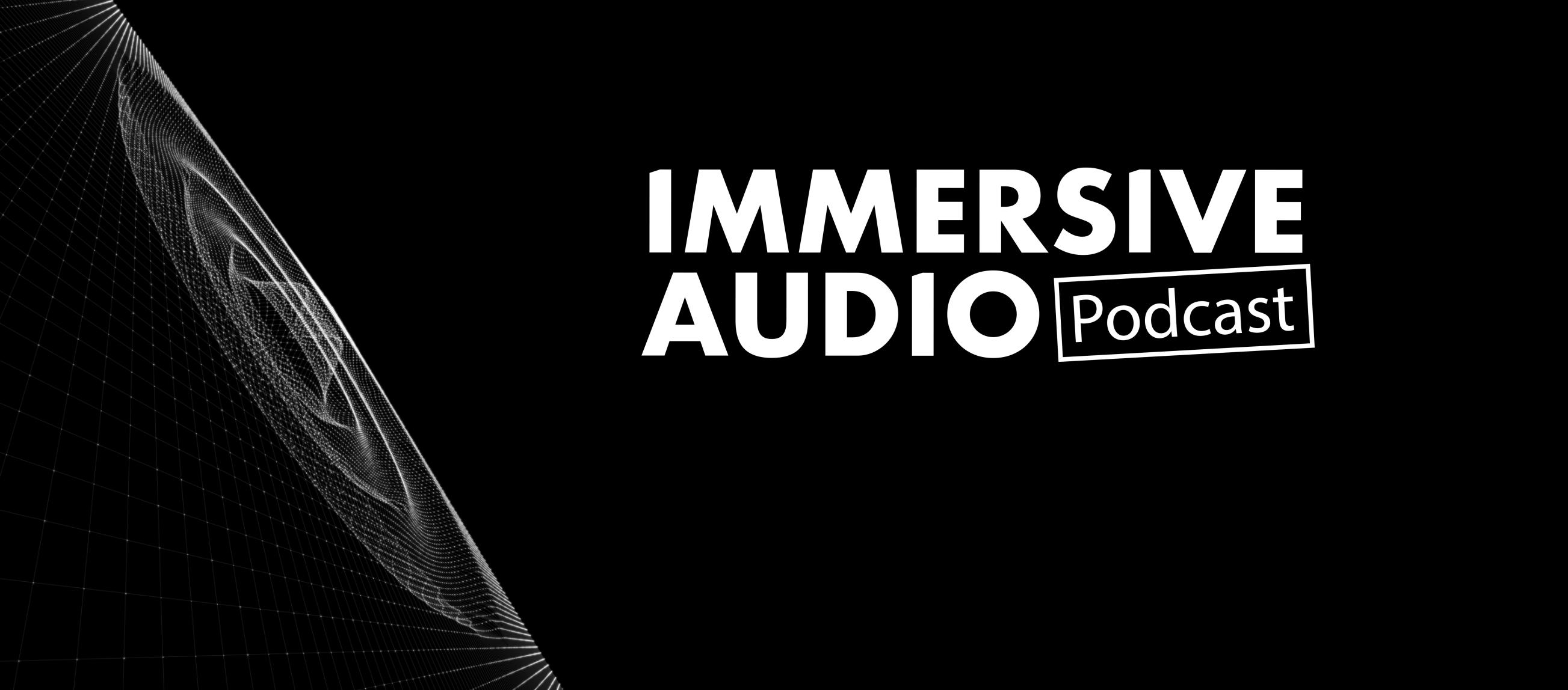Immersive Audio Podcast Episode 39 – Helen Bellringer (Solarflare Studio)