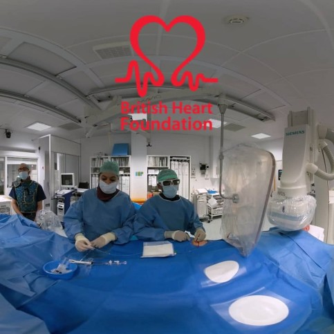 Inside The Catheter Lab in 360