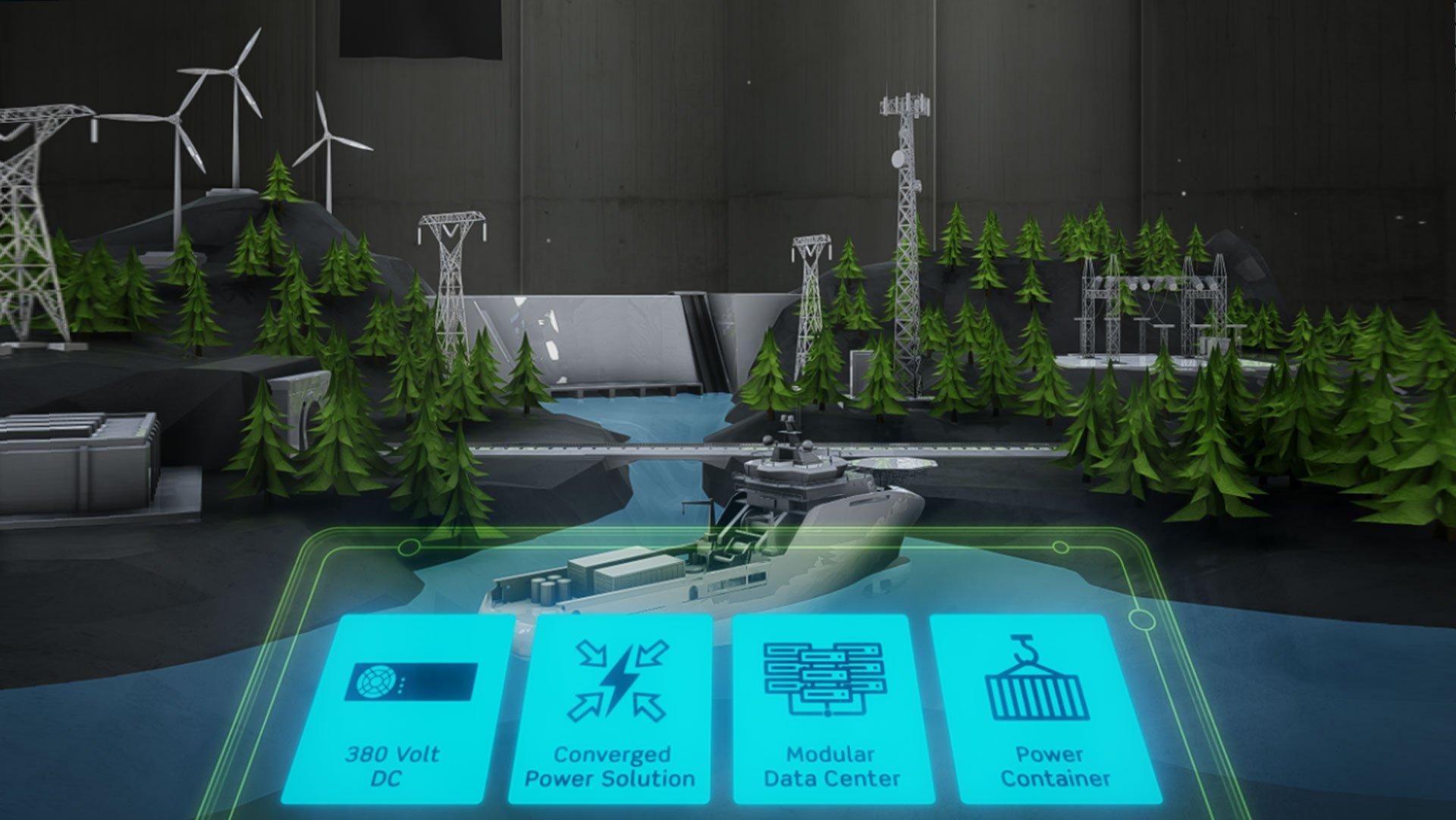Eltek Virtual Reality Showroom
