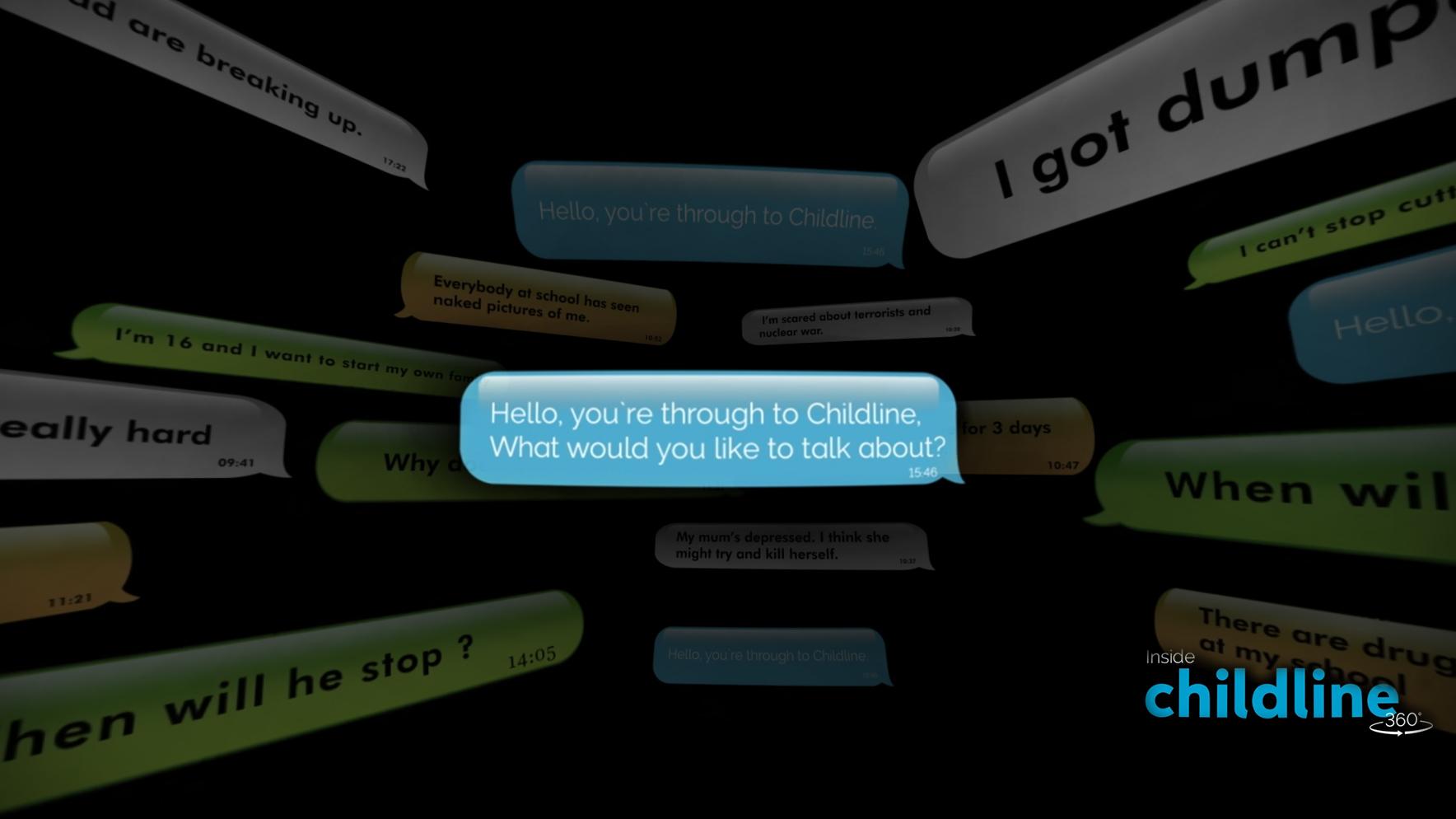 Inside Childline 360º