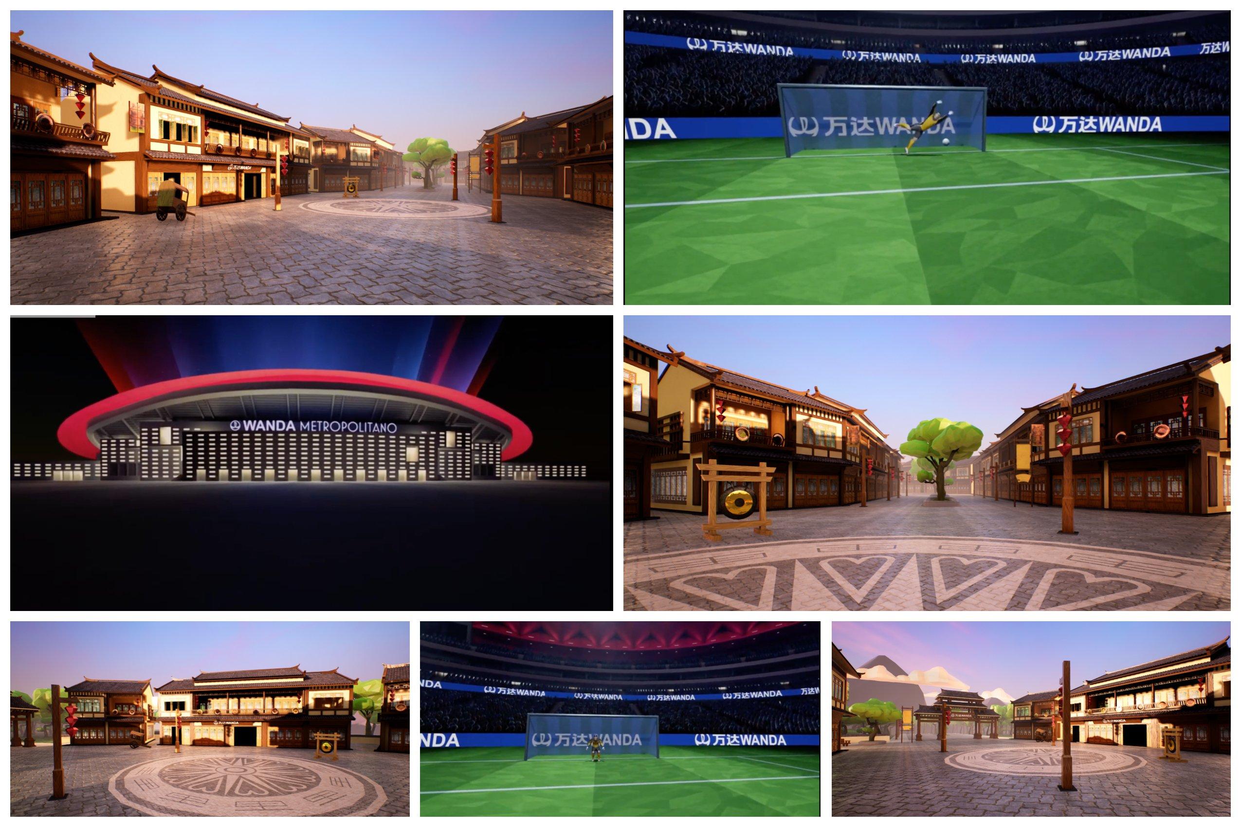 FIFA World Cup – Wanda Superstar VR Experience