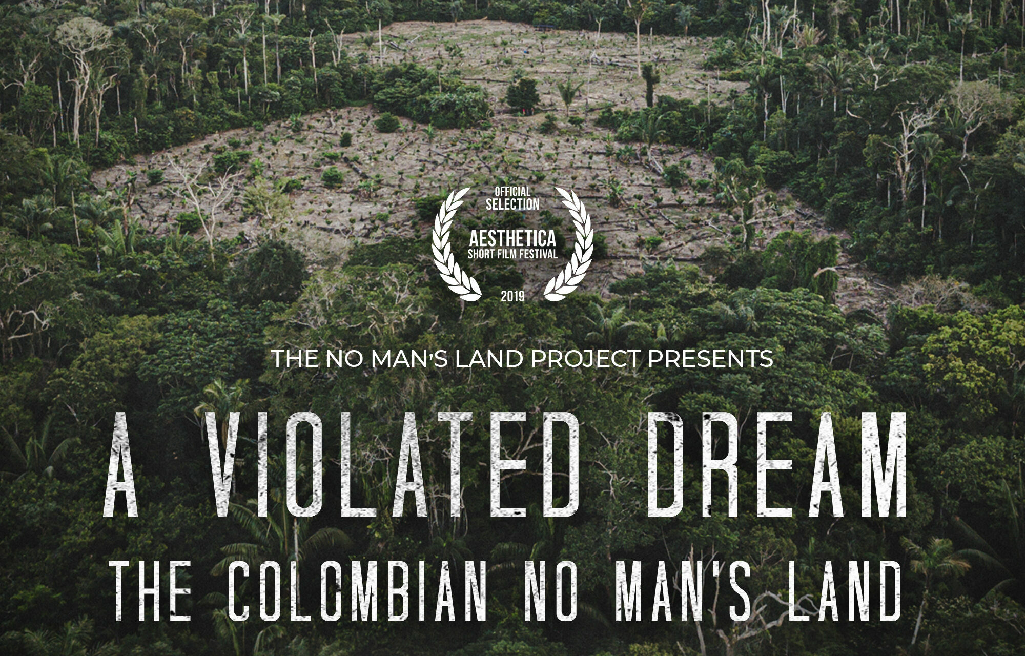 'A Violated Dream'selected for Aesthetica Film Festival 2019