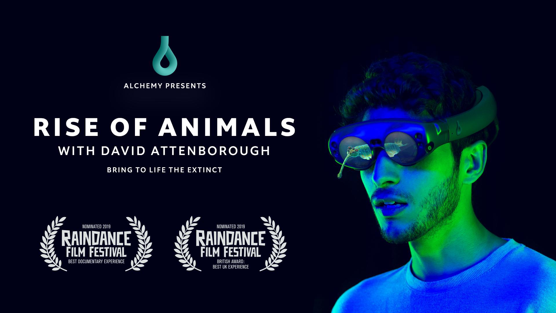 Double Nomination at Raindance Film Festival