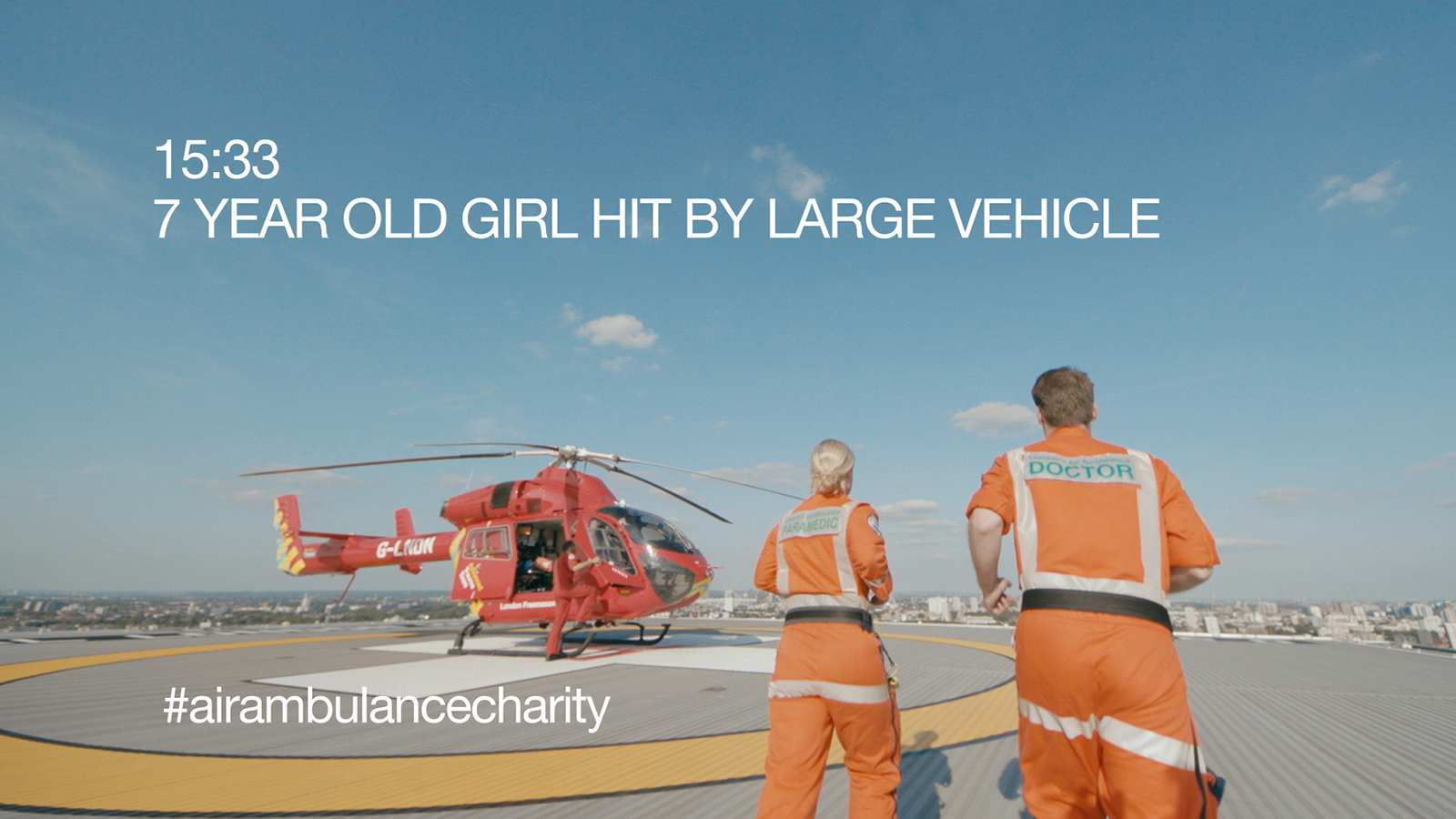 National Air Ambulance Week Viral Film