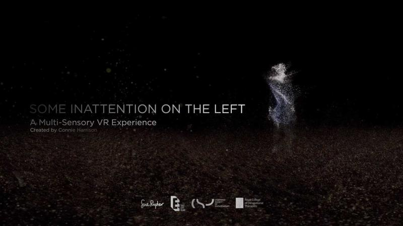 Some Inattention On The Left – VR Experience