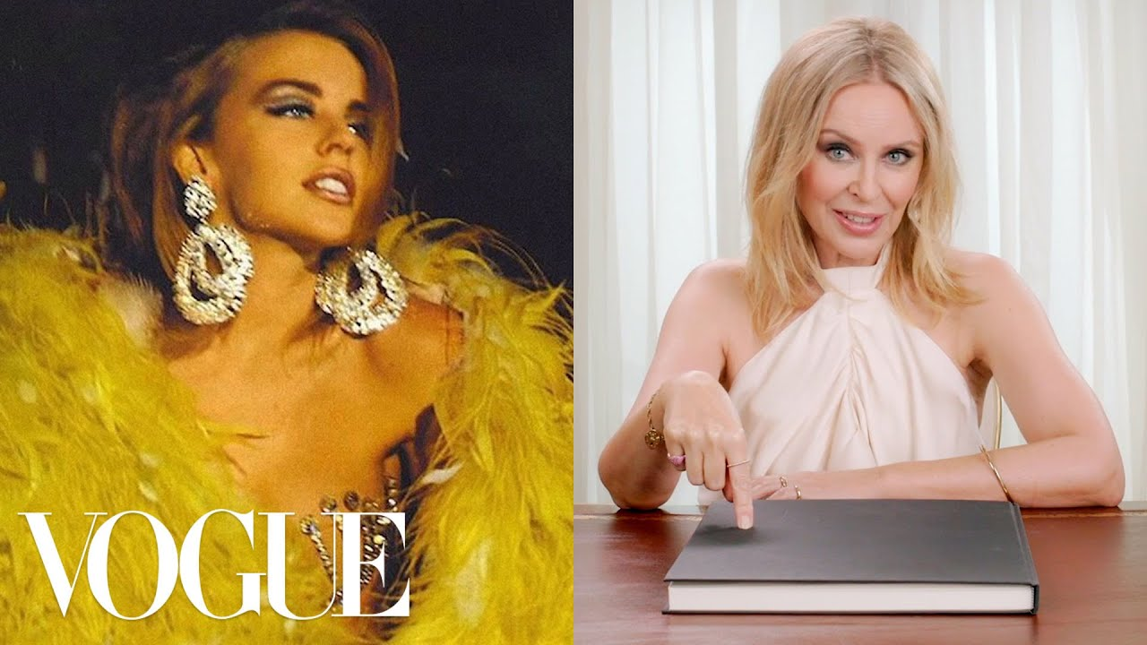 Life in Looks with Kylie Minogue