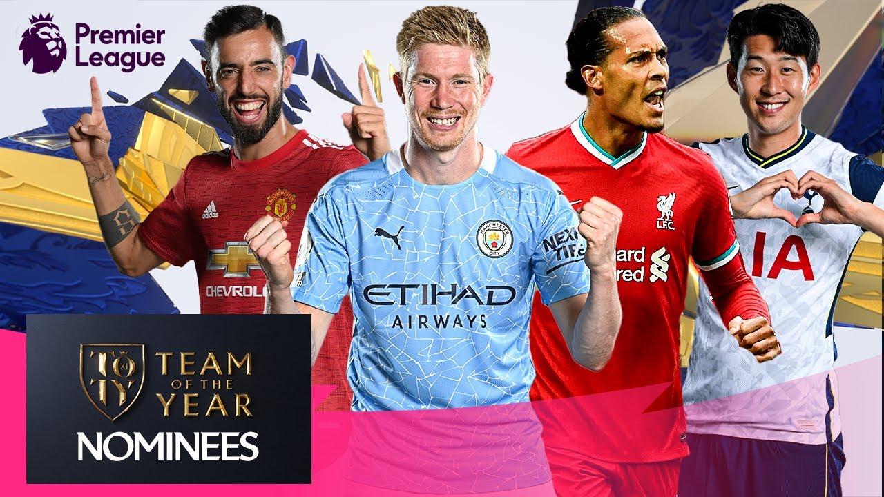 EA SPORTS FIFA 21 Team of the Year ft. AJ3 & Michael Owen