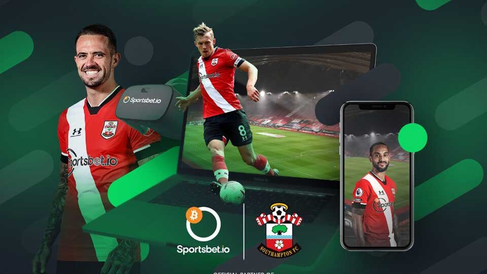 Sportsbet.io & Southampton FC