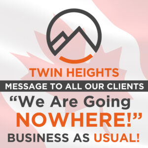 Twin Heights Mesage TO Clients-01