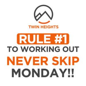 Twin Heights Rule 1