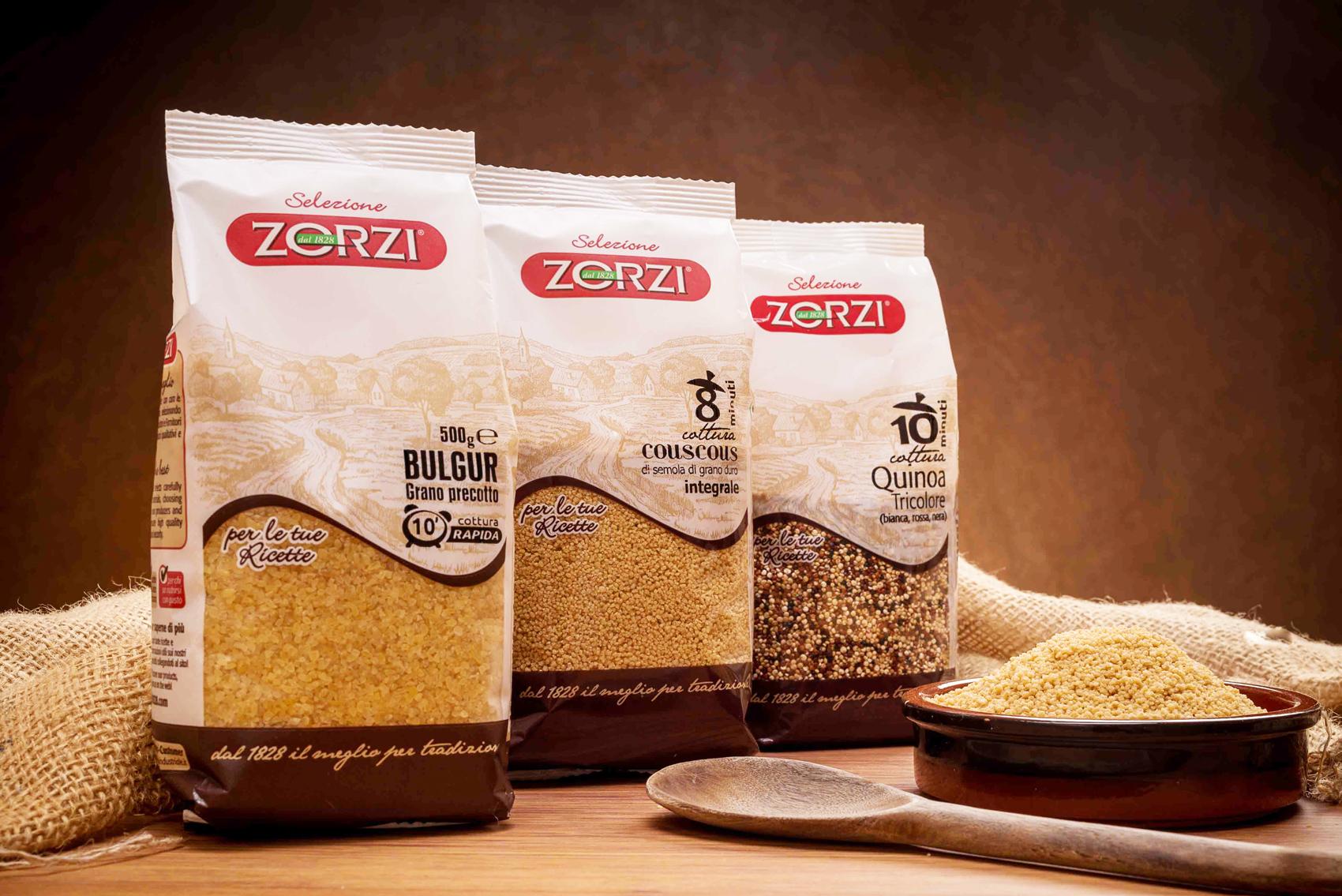 Cereali a Rapida Cottura: Cous Cous - Quinoa