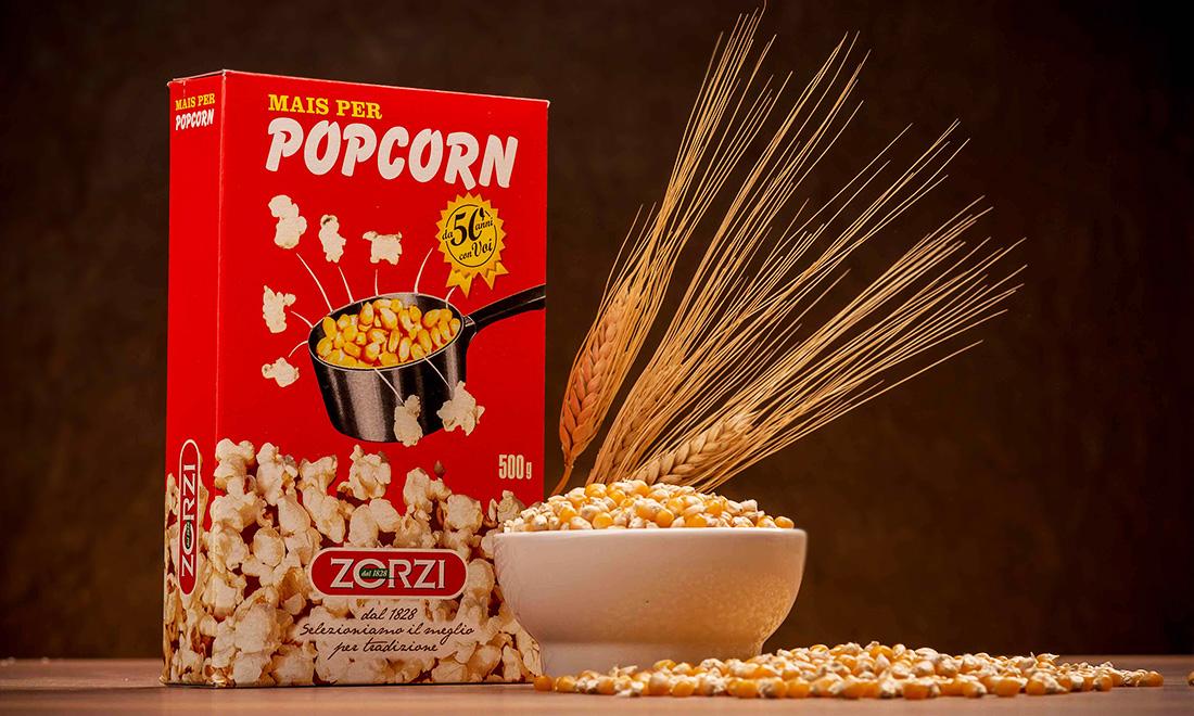 Mais per Pop-Corn