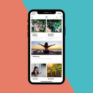 Portico Spike Global App