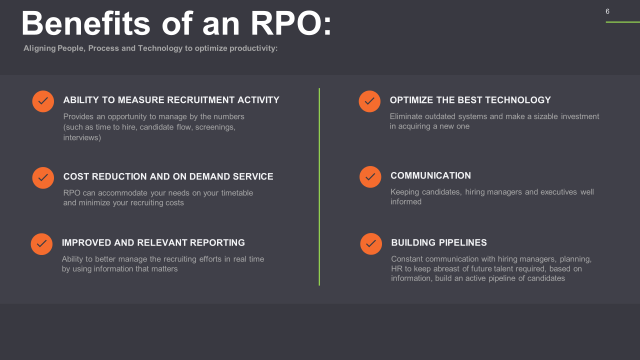 RPO Benefits