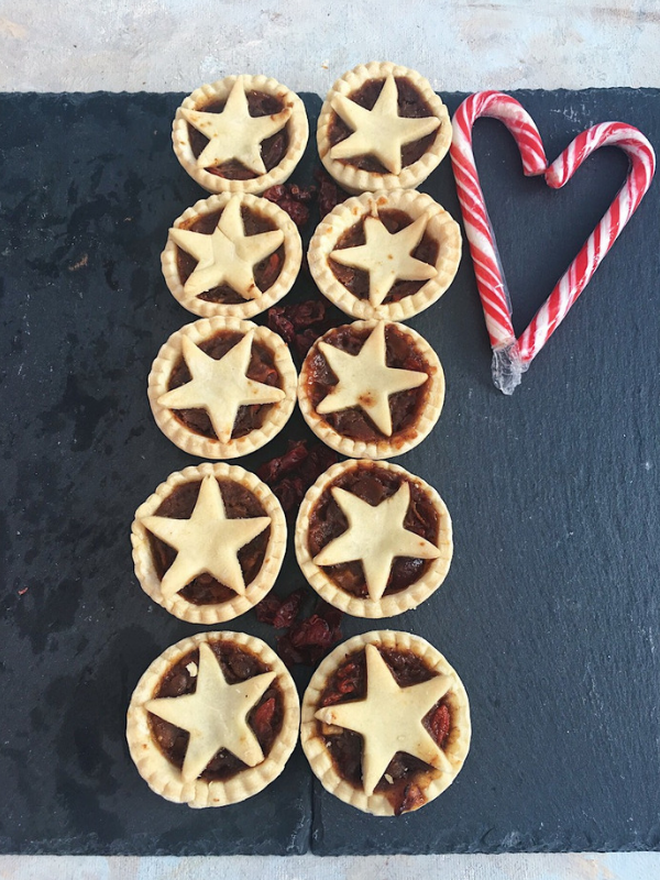 Easy gluten and dairy free mincemeat