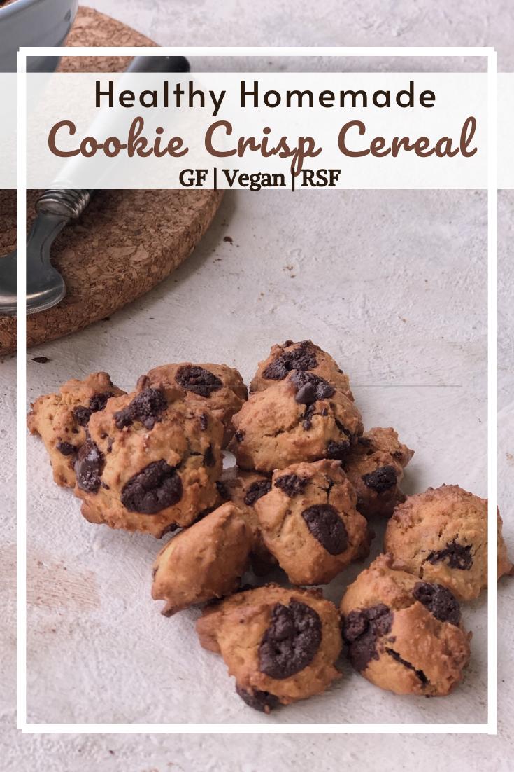 Cookie Crisp Cereal (GF, VG, RSF)