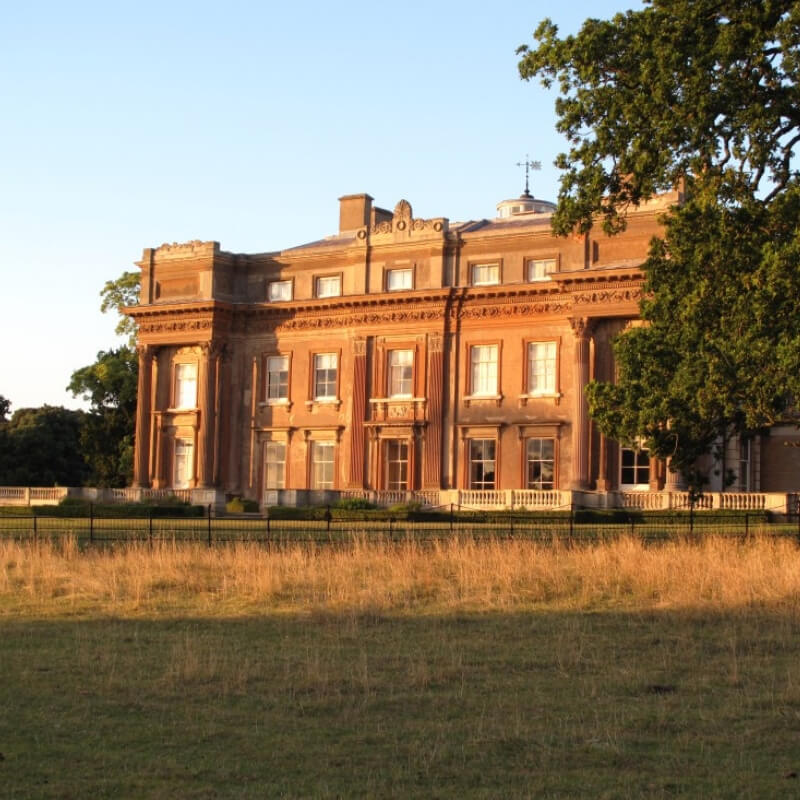 stately home wedding venue