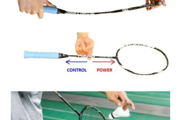 how to choose good badminton racquet