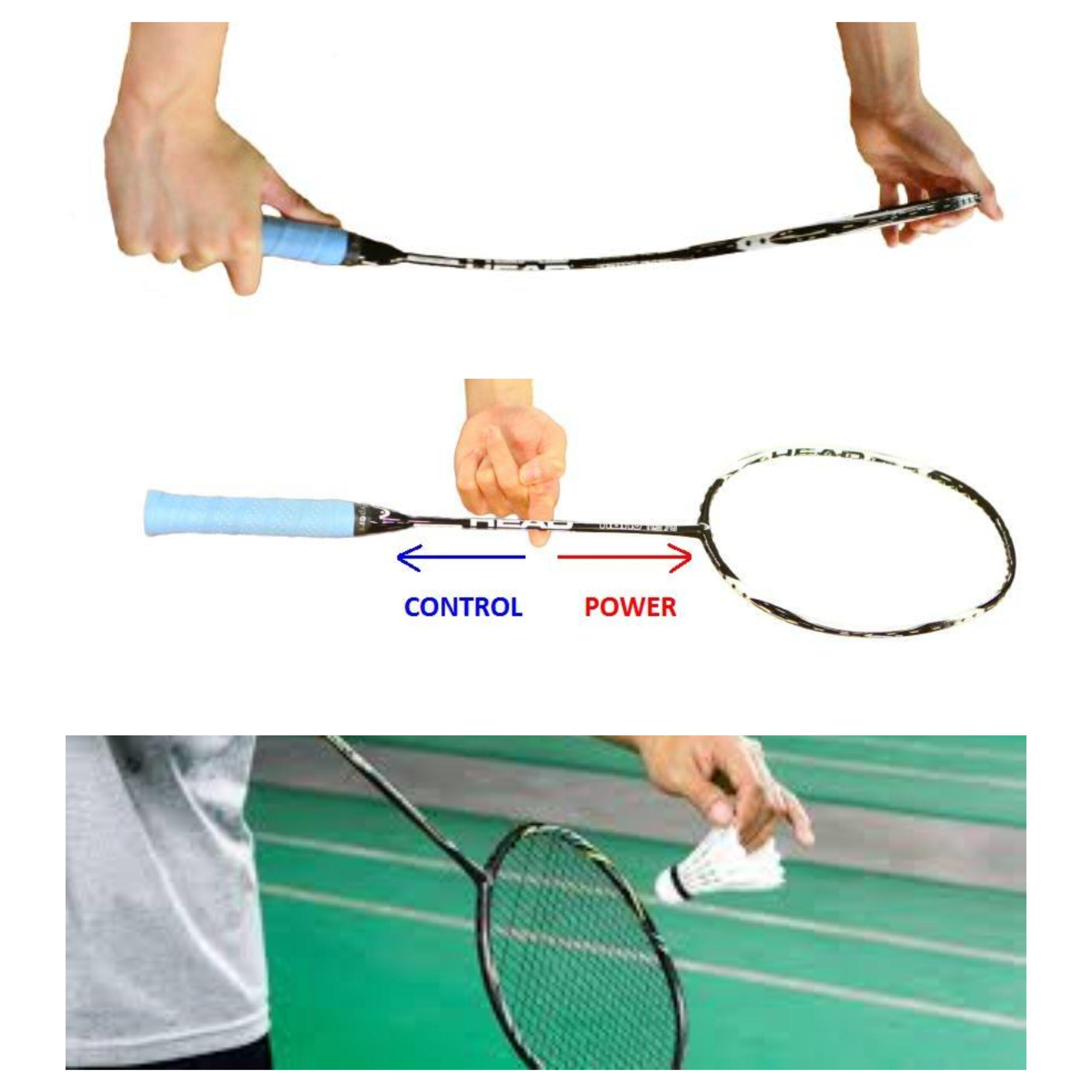 how to choose good badminton racquet