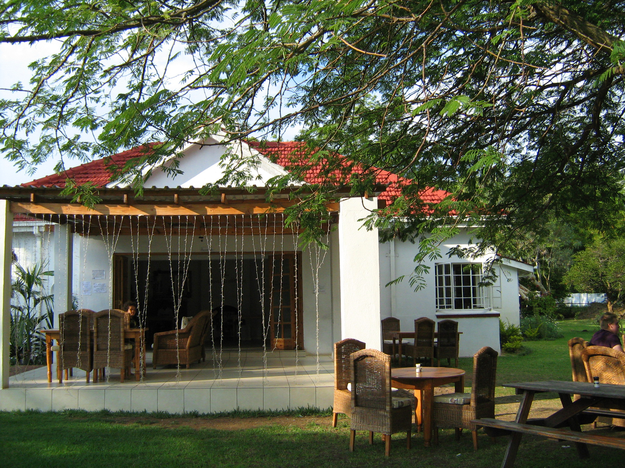 Vanilla Moon Harare Zimbabwe Restaurants