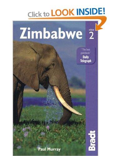 Bradt zimbabwe guide