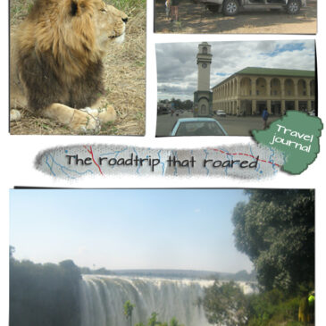 The roadtrip that roared: introduction and post roundup