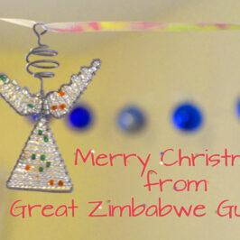 Christmas angel bead greatzimbabweguide