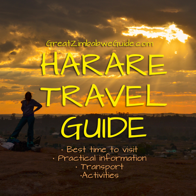 Harare Travel Guide Information
