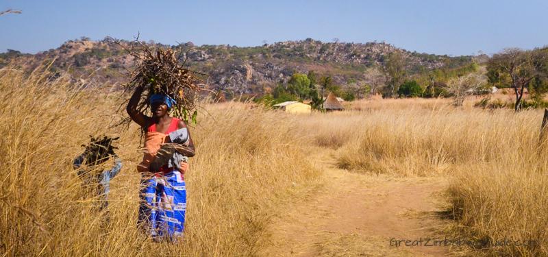 Rural area Zimbabwe