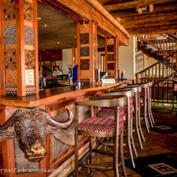 Victoria Falls Safari Lodge: Naturally stylish