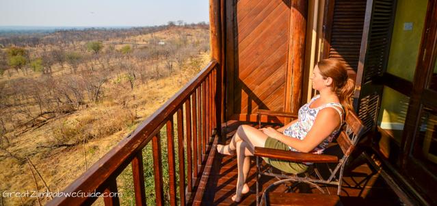 GreatZimbabweGuide.com at Victoria Falls Safari Lodge