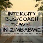 Bus transport Zimbabwe Africa
