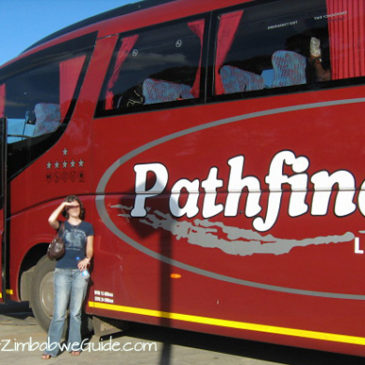 Intercity coach/bus travel in Zimbabwe: The affordable way to travel