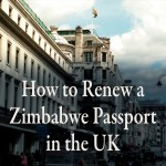 Renew Zimbabwe passport